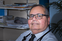 Dr Ashraf Mansour, Medical practitioner , Golden city medical clinic in Bendigo